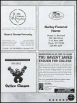 2009 Clyde High School Yearbook Page 180 & 181