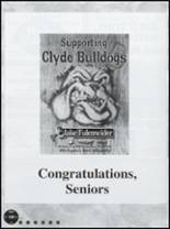 2009 Clyde High School Yearbook Page 184 & 185