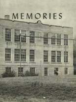 1953 Yearbook New Lexington High School
