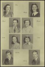1943 New Milford High School Yearbook Page 22 & 23