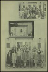 1943 New Milford High School Yearbook Page 32 & 33