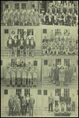1943 New Milford High School Yearbook Page 36 & 37