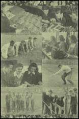 1943 New Milford High School Yearbook Page 42 & 43
