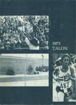 1973 Yearbook Thomas A. Edison High School