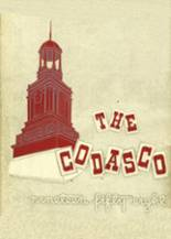 1958 Yearbook Country Day School