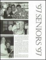 1997 Winona High School Yearbook Page 162 & 163