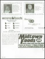 1997 Winona High School Yearbook Page 186 & 187