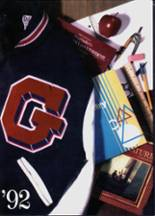 1992 Yearbook James Garfield High School