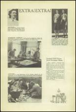 1942 Madera High School Yearbook Page 12 & 13