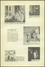 1942 Madera High School Yearbook Page 16 & 17