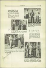 1942 Madera High School Yearbook Page 22 & 23