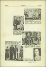 1942 Madera High School Yearbook Page 24 & 25