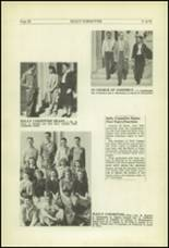 1942 Madera High School Yearbook Page 26 & 27