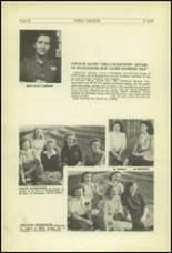 1942 Madera High School Yearbook Page 28 & 29