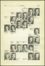 1942 Madera High School Yearbook Page 32 & 33