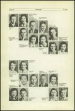 1942 Madera High School Yearbook Page 34 & 35
