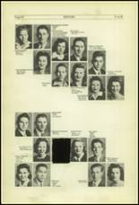 1942 Madera High School Yearbook Page 38 & 39