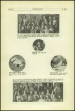 1942 Madera High School Yearbook Page 46 & 47