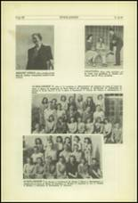1942 Madera High School Yearbook Page 60 & 61