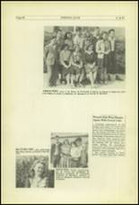 1942 Madera High School Yearbook Page 64 & 65