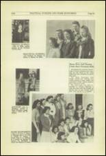1942 Madera High School Yearbook Page 66 & 67