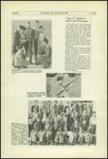 1942 Madera High School Yearbook Page 70 & 71