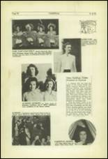 1942 Madera High School Yearbook Page 74 & 75