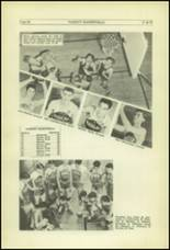 1942 Madera High School Yearbook Page 84 & 85