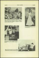 1942 Madera High School Yearbook Page 90 & 91