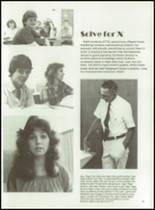 1985 First Baptist Church School Yearbook Page 18 & 19