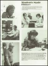 1985 First Baptist Church School Yearbook Page 20 & 21