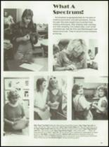 1985 First Baptist Church School Yearbook Page 22 & 23