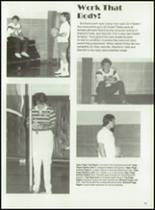 1985 First Baptist Church School Yearbook Page 26 & 27