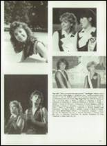 1985 First Baptist Church School Yearbook Page 30 & 31