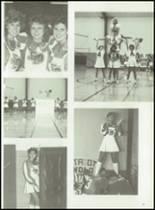 1985 First Baptist Church School Yearbook Page 34 & 35