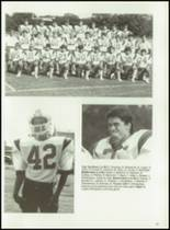 1985 First Baptist Church School Yearbook Page 36 & 37