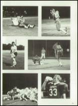 1985 First Baptist Church School Yearbook Page 38 & 39