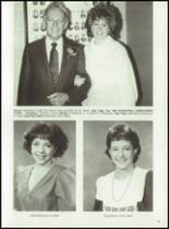 1985 First Baptist Church School Yearbook Page 46 & 47