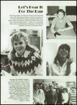 1985 First Baptist Church School Yearbook Page 58 & 59
