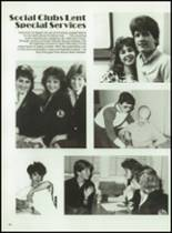 1985 First Baptist Church School Yearbook Page 60 & 61