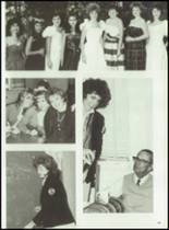 1985 First Baptist Church School Yearbook Page 62 & 63