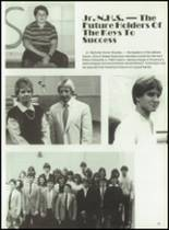 1985 First Baptist Church School Yearbook Page 64 & 65