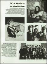 1985 First Baptist Church School Yearbook Page 68 & 69