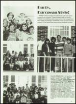 1985 First Baptist Church School Yearbook Page 70 & 71