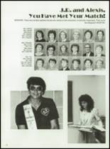 1985 First Baptist Church School Yearbook Page 76 & 77