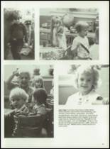 1985 First Baptist Church School Yearbook Page 80 & 81