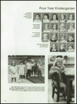 1985 First Baptist Church School Yearbook Page 82 & 83
