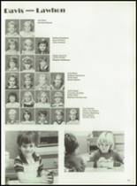 1985 First Baptist Church School Yearbook Page 84 & 85