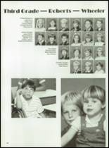 1985 First Baptist Church School Yearbook Page 90 & 91