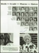 1985 First Baptist Church School Yearbook Page 96 & 97